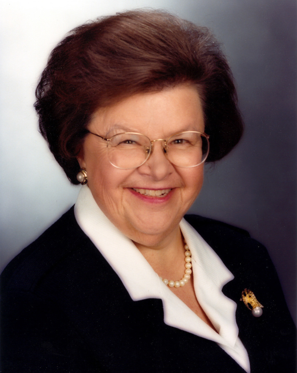 Maryland Senator Barbara Mikulski. Credit: Wikimedia Commons.
