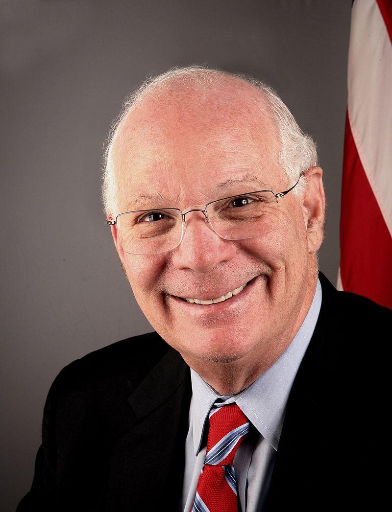 Sen. Ben Cardin. Credit: U.S. Senate.