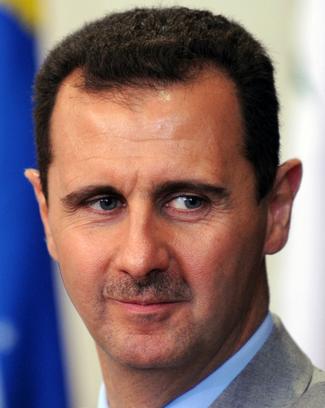 Syrian President Bashar al-Assad. Credit: Wikimedia Commons.