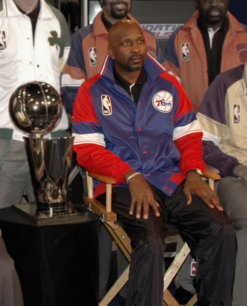 Moses Malone. Credit: Wikimedia Commons.
