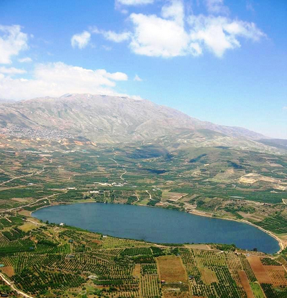 Israel is concerned about Russian entry into the Golan Heights, and its overall growing involvement in the Syrian civil war. Credit: Wikimedia Commons.