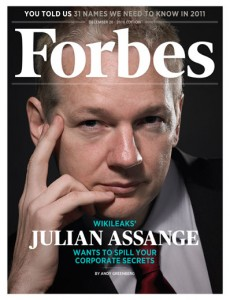 A cover of Forbes magazine. Credit: Wikimedia Commons.