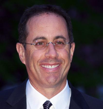 Jerry Seinfeld. Credit: David Shankbone via Wikimedia Commons.