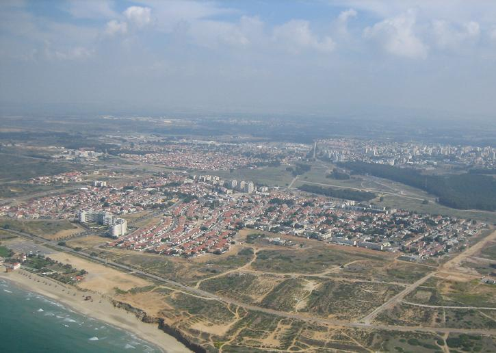 A view of Hadera, Israel. Credit: Wikimedia Commons.