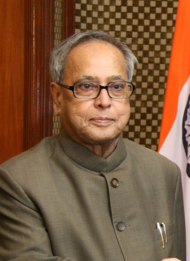 Indian President Pranab Mukherjee. Credit: Wikimedia Commons.