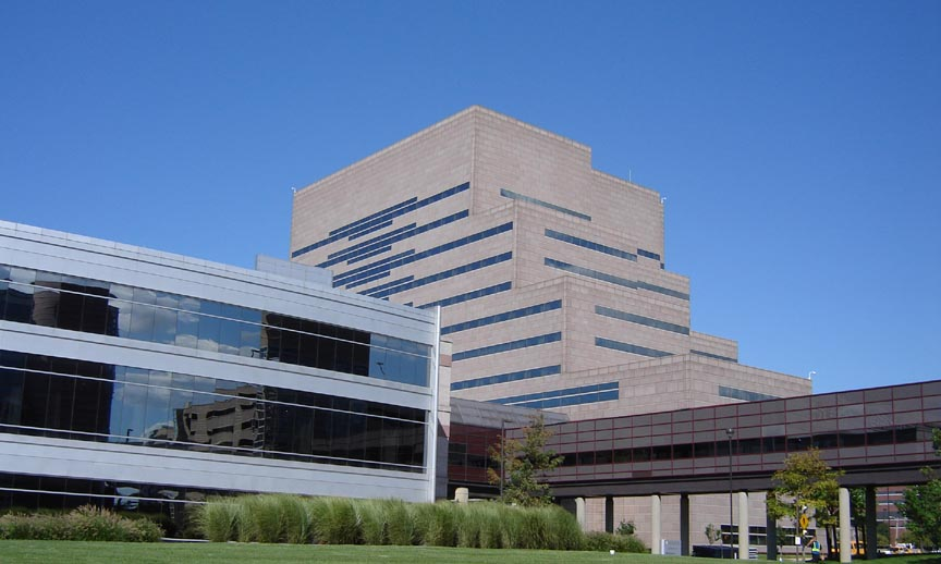 The Cleveland Clinic. Credit: Wikimedia Commons.