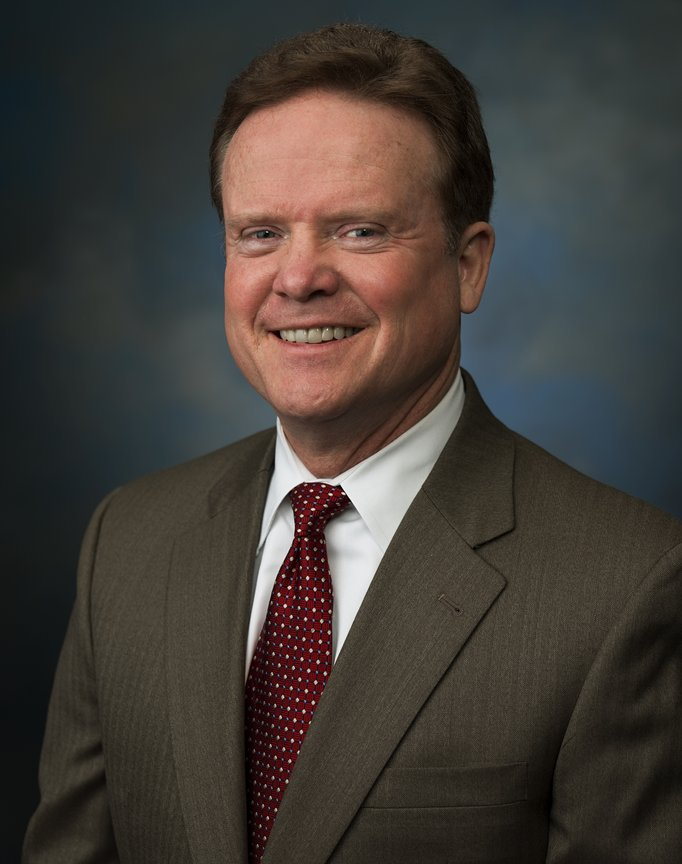 Former Virginia Sen. Jim Webb was the only candidate to mention Israel in Tuesday's Democratic primary debate. Credit: Wikimedia Commons.