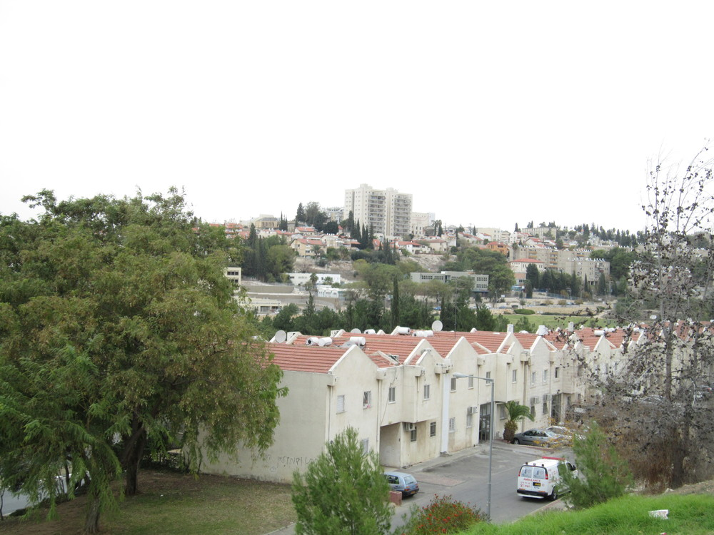 Beit Shemesh, Israel, site of the latest stabbing attack on Thursday. Credit: PikiWiki Israel.