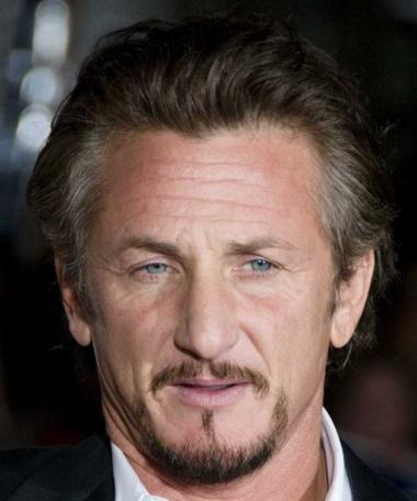 Sean Penn. Credit: Wikimedia Commons.