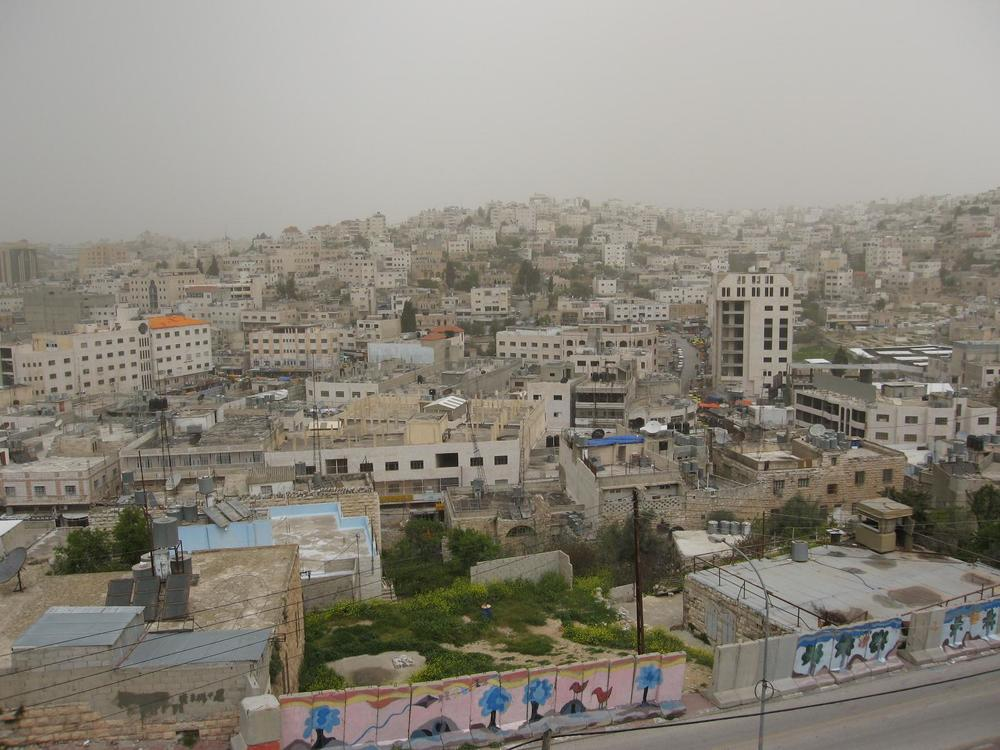Hebron. Credit: Wikimedia Commons.