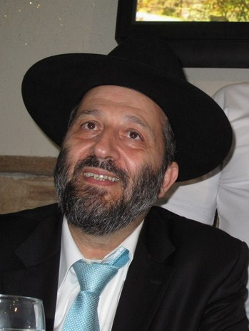 Now-former Israeli economy minister Aryeh Deri. Credit: Wikimedia Commons.