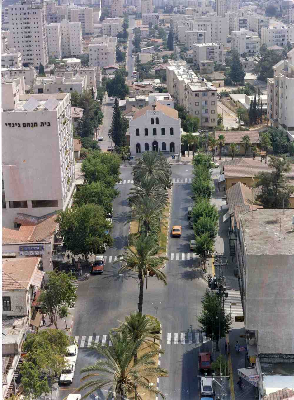 Rishon Lezion. Credit: Wikimedia Commons.