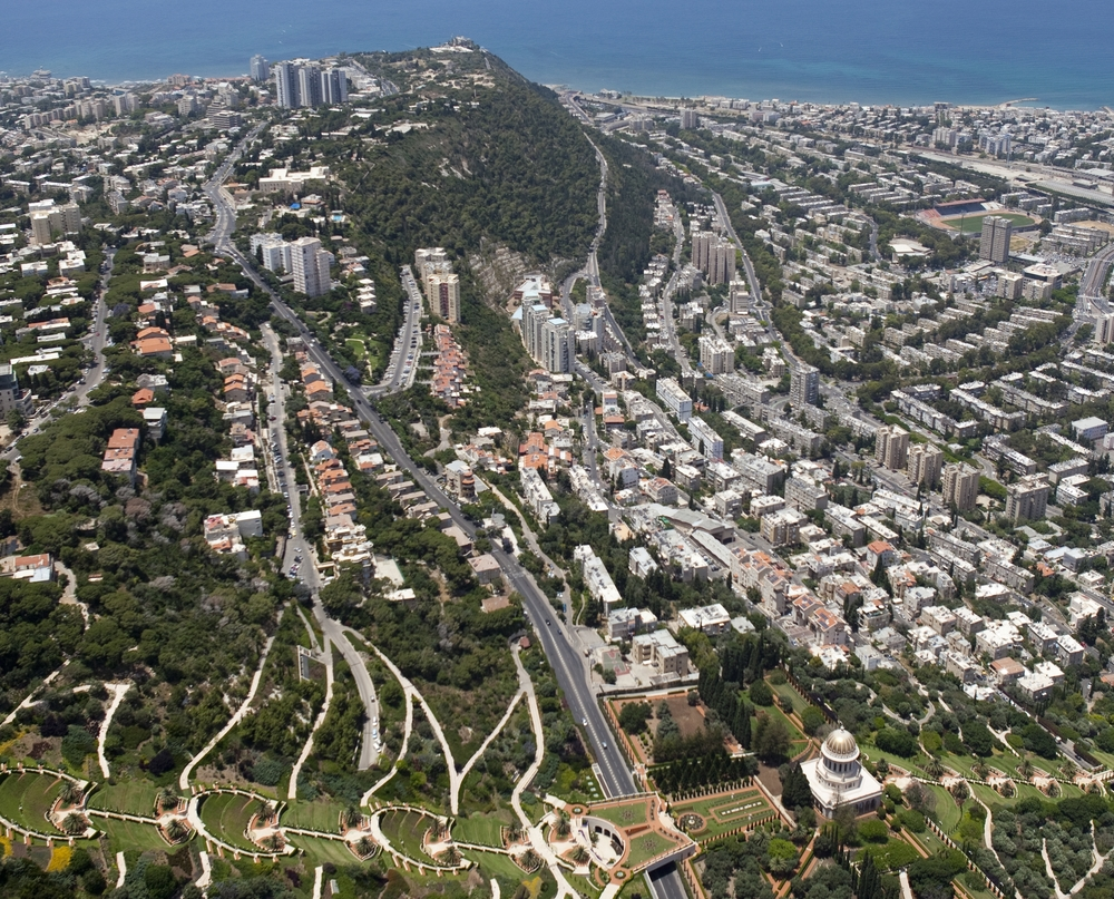 A view of Haifa. Credit: Itamar Grinberg via Wikimedia Commons.