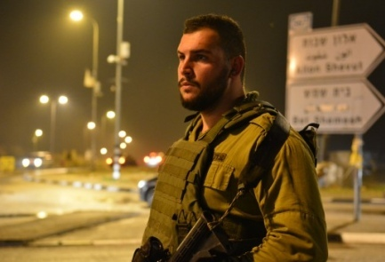 The rookie Israeli soldier Cpl. T. Credit: IDF Spokesperson's Unit.