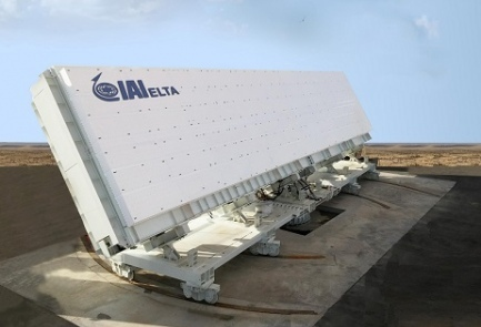 The Israel Aerospace Industries TERRA radar system. Credit: IAI.