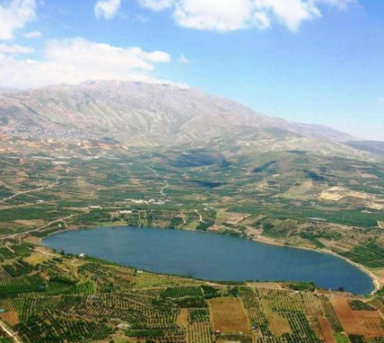 The Golan Heights. Credit: Wikimedia Commons.