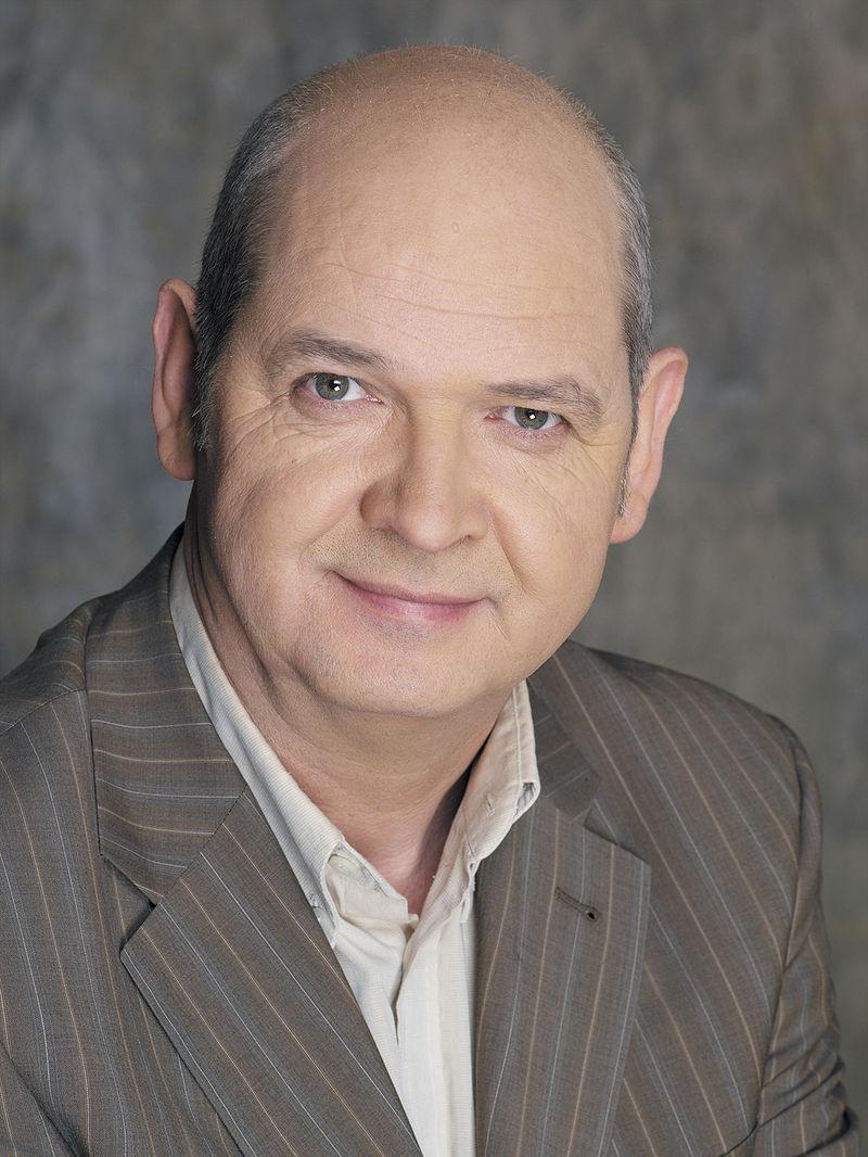 The chairman of the Dutch Socialist Party, Jan Marijnissen. Credit: Foto Govert de Roos/SP.