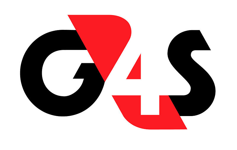 G4S logo. Credit: Wikimedia Commons.