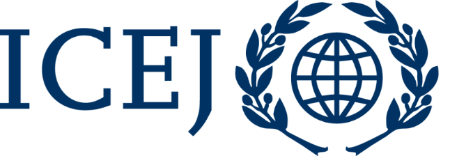 The logo of the International Christian Embassy Jerusalem. Credit: ICEJ.