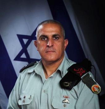 Maj. Gen. Sami Turgeman. Credit: Wikimedia Commons.