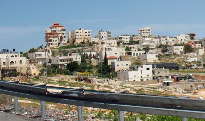 Hizma, northeast of Jerusalem. Credit: Wikimedia Commons.