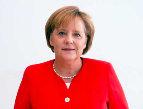 German Chancellor Angela Merkel. Credit: Armin Linnartz via Wikimedia Commons.