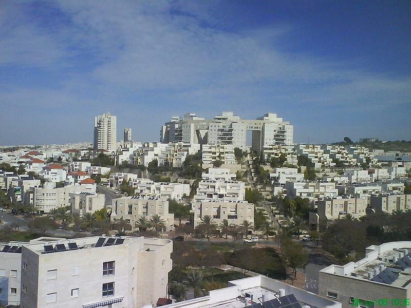 Modi'in, Israel. Credit: Otto Magnus via Wikimedia Commons.