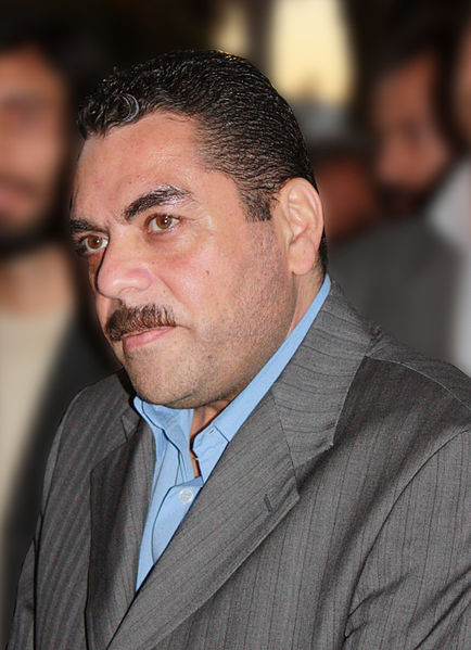 Lebanese terrorist Samir Kuntar who was killed on Sunday in Damascus. Credit: Wikimedia Commons.