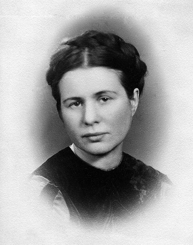 Irena Sendler. Credit Wikimedia Commons.
