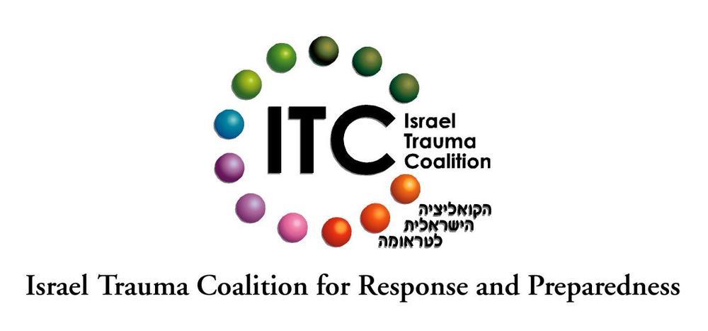 Israel Trauma Coalition's logo. Credit: Facebook.