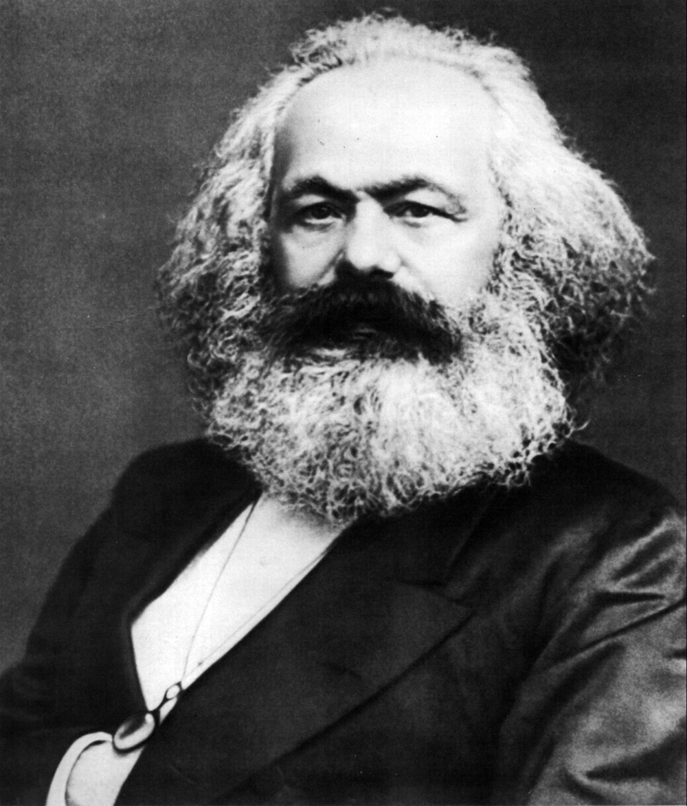 "Click photo to download. Caption: ""Das Kapital"" author Karl Marx. Credit: Wikimedia Commons."