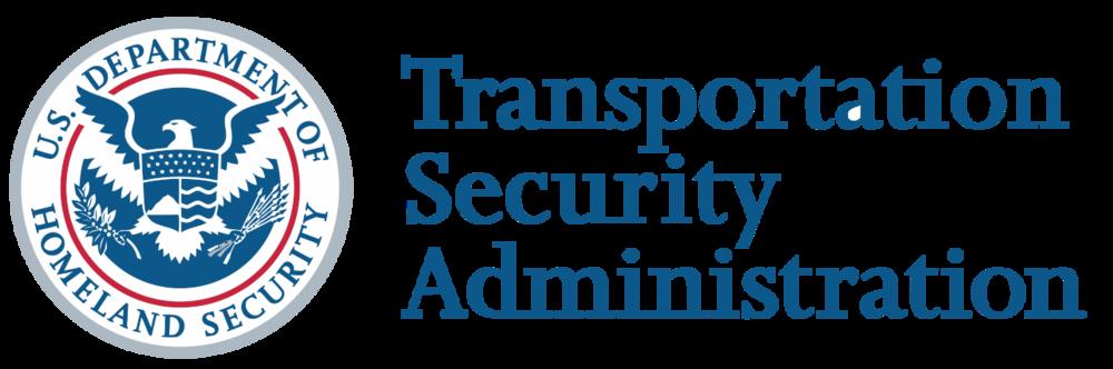 The TSA logo. Credit: U.S. Department of Homeland Security.