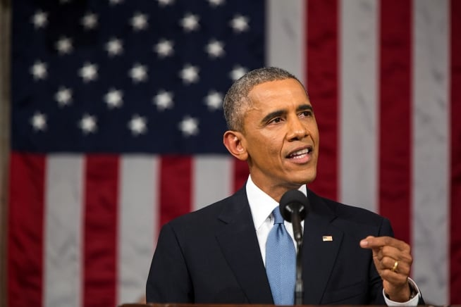 U.S. President Barack Obama delivered his last State of the Union address on Tuesday.