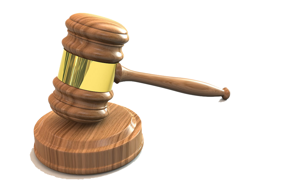 A gavel (illustrative). Credit: Wikimedia Commons.