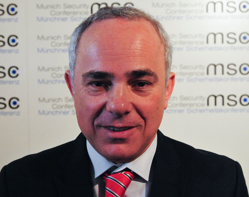 Israeli Minister of National Infrastructure, Energy and Water Resources Yuval Steinitz. Credit: Olaf Kosinsky via Wikimedia Commons.