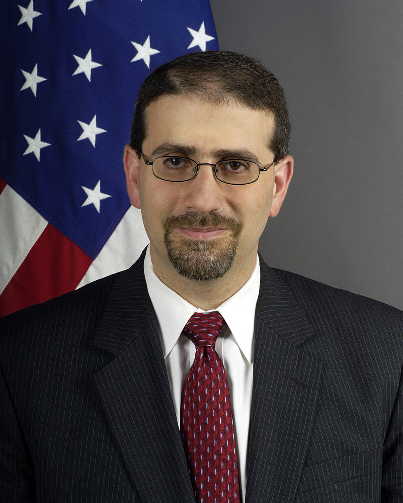 Ambassador Daniel Shapiro. Credit: State Department.