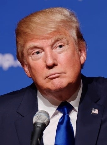 Donald Trump. Credit: Wikimedia Commons.