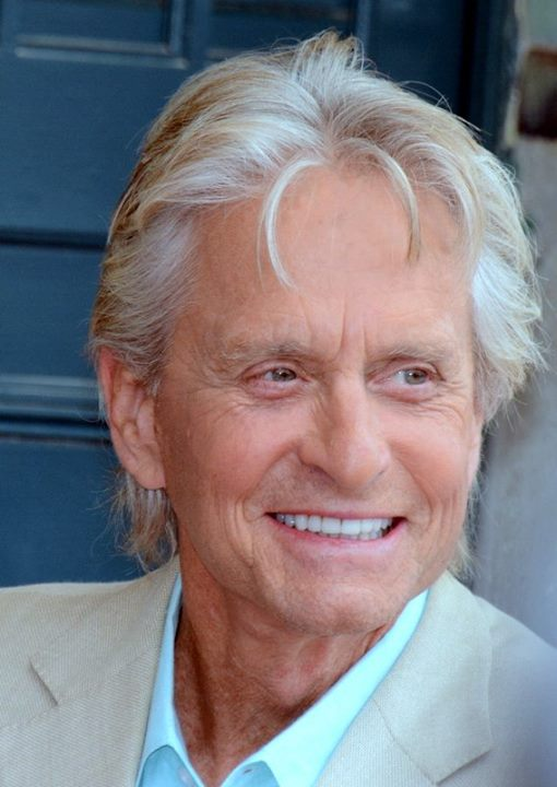 Michael Douglas. Credit: Georges Biard via Wikimedia Commons.