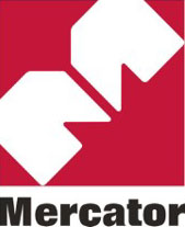 The logo of the Slovenian Mercator supermarket chain. Credit: Wikimedia Commons.