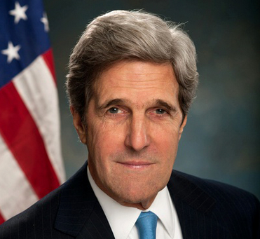 Secretary of State John Kerry. Credit: State Department.
