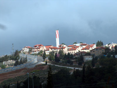 Beit Horon. Credit: Wikimedia Commons.