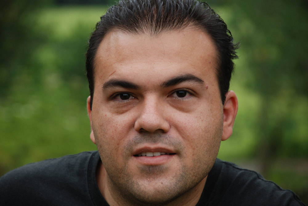 Click photo to download. Caption: Former Iranian prisoner Pastor Saeed Abedini. Credit: American Center for Law and Justice.