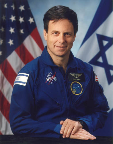 First Israeli astronaut Col. Ilan Ramon. Credit: NASA via Wikimedia Commons.