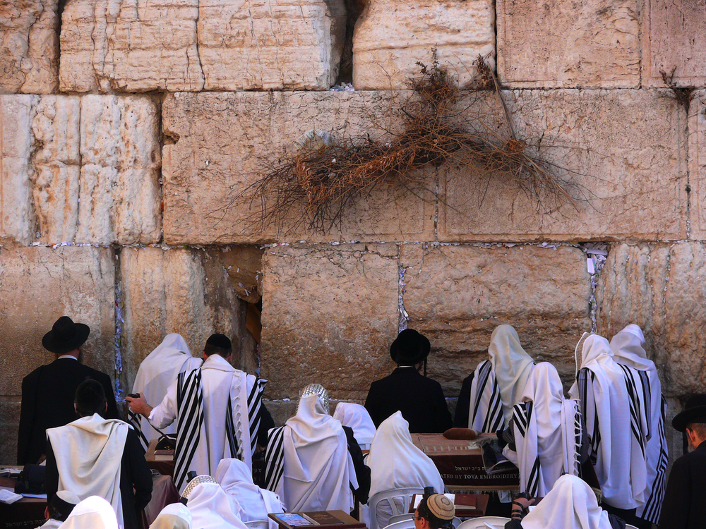 Thus far only Orthodox-Jewish men could pray at Jerusalem's Western Wall, a rule which has been a point of contention in Israel, and of particular concern to U.S. Reform and Orthodox Jews. Credit: Zach Evener via Wikimedia Commons.