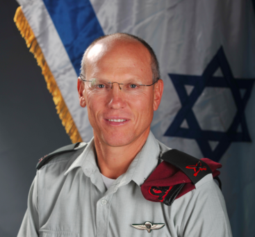 Maj. Gen. Nitzan Alon. Credit: Israel Defense Forces.