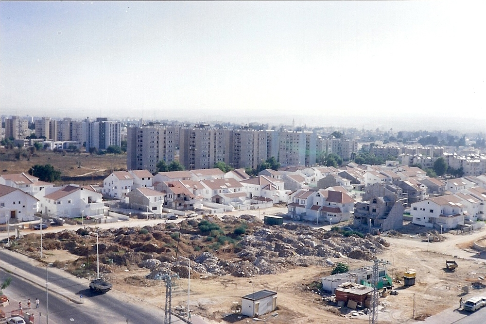 Ramle, Israel. Credit: Wikimedia Commons.
