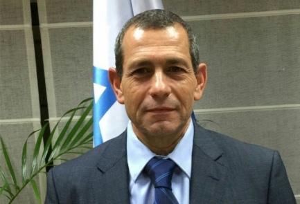 Future Shin Bet director Nadav Argaman. Credit: Courtesy Shin Bet.