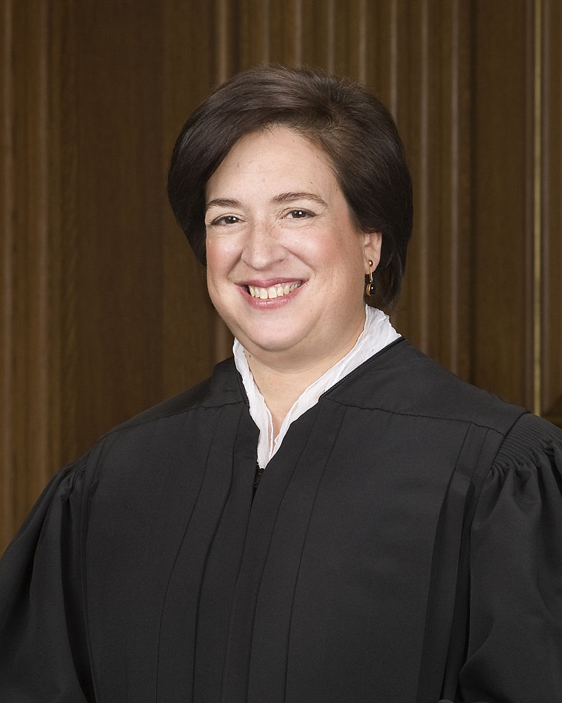 Despite his Conservative leaning, Supreme Court Justice Antonin Scalia had lobbied to nominate the Liberal-leaning Justice Kagan (pictured) to the Supreme Court, according to current CNN senior political commentator and former Senior Adviser to U.S. President Barack Obama David Axelrod. Credit: Wikimedia Commons.