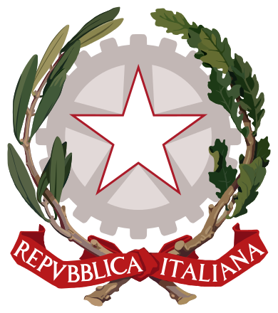 The national emblem of Italy. Credit: Wikimedia Commons.
