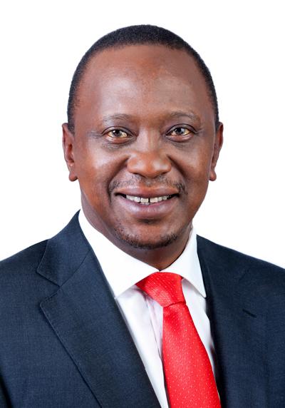 Kenyan President Uhuru Kenyatta. Credit: State House of Kenya.